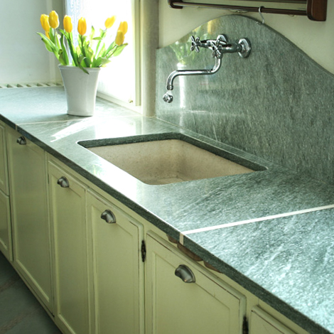 Top cucina in granito catalogo offerte ferrari graniti - Piano cucina in granito ...