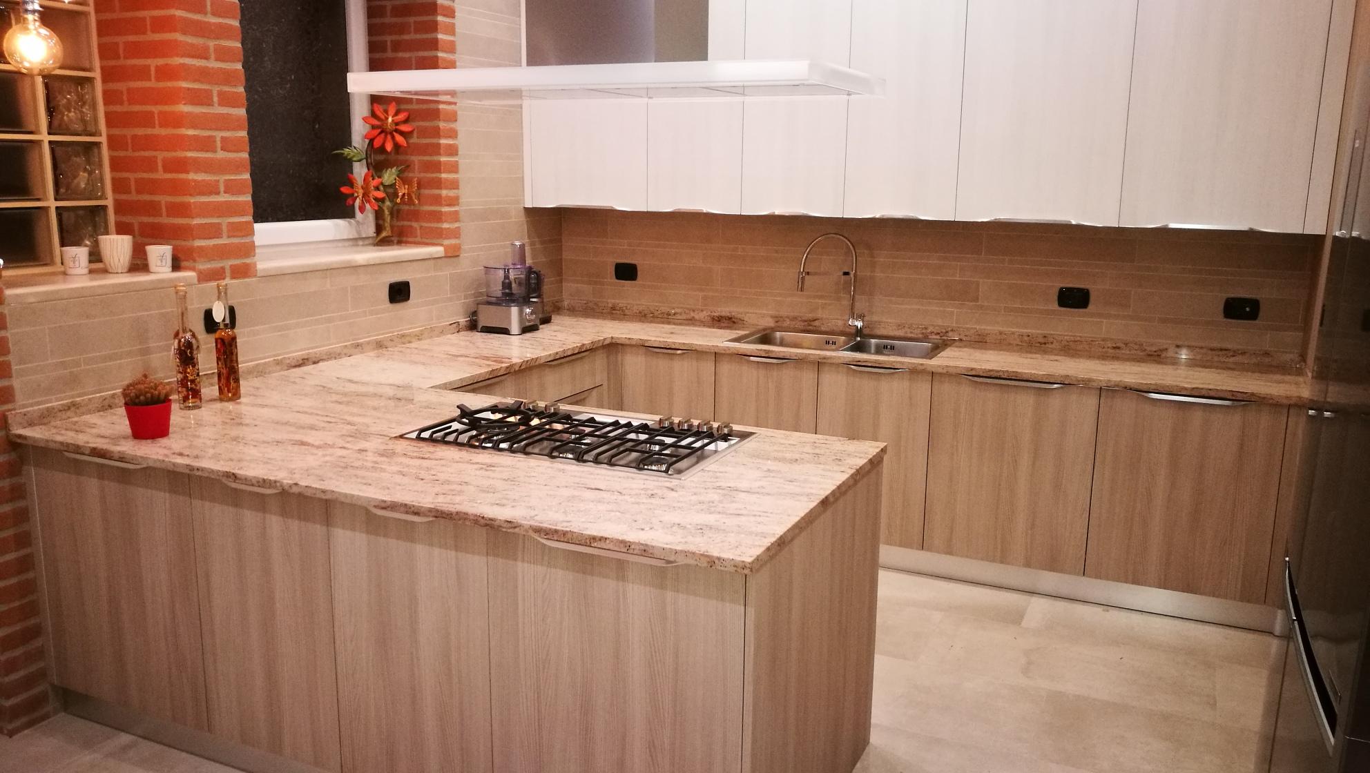 Piano cucina in Granito | Ferrari Graniti