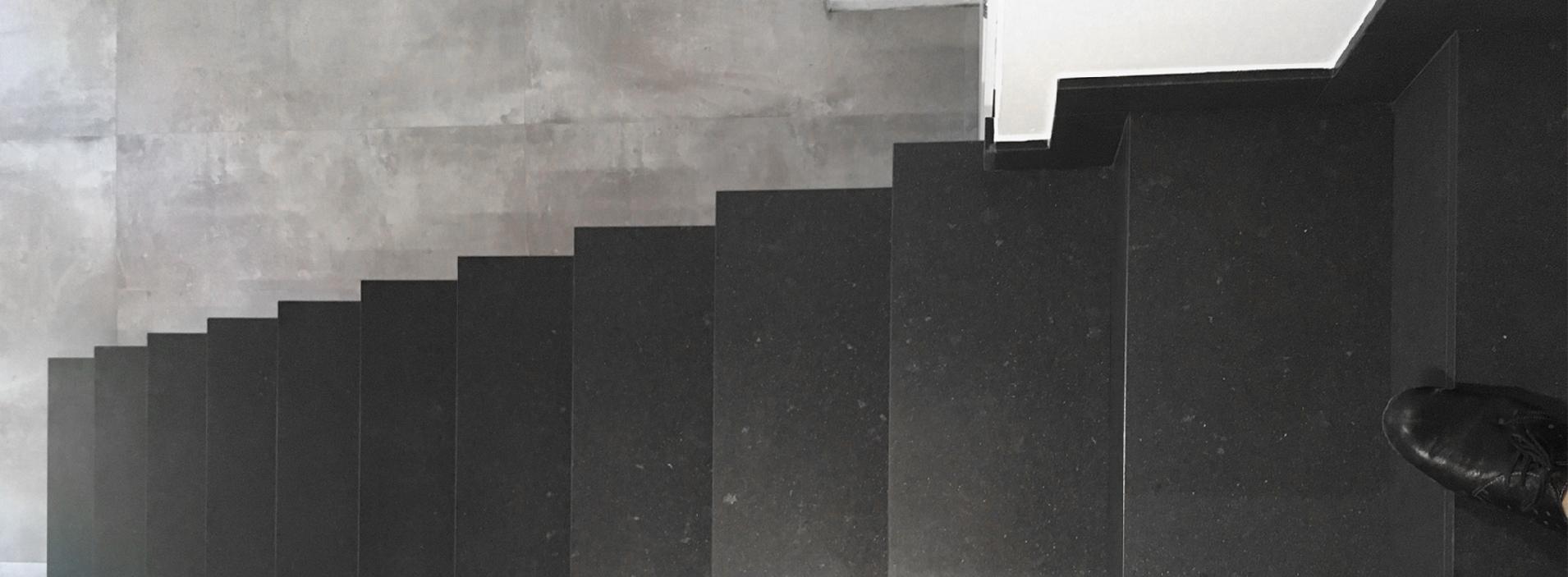 Nero assoluto granit in Schwarz - Platten und Block verfügbar ...