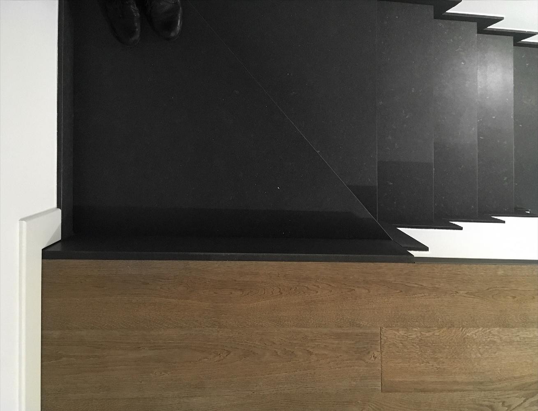 Scala In Marmo Nero nero assoluto granito nero in lastre e blocchi - offerte e