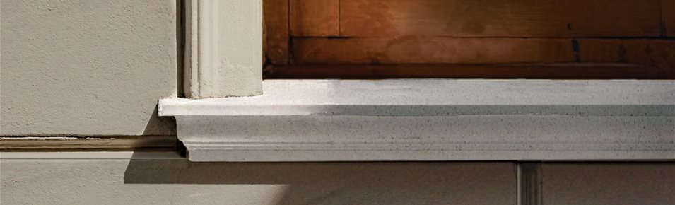 Windowsills in Natural Stone <br/> Marble and Granite